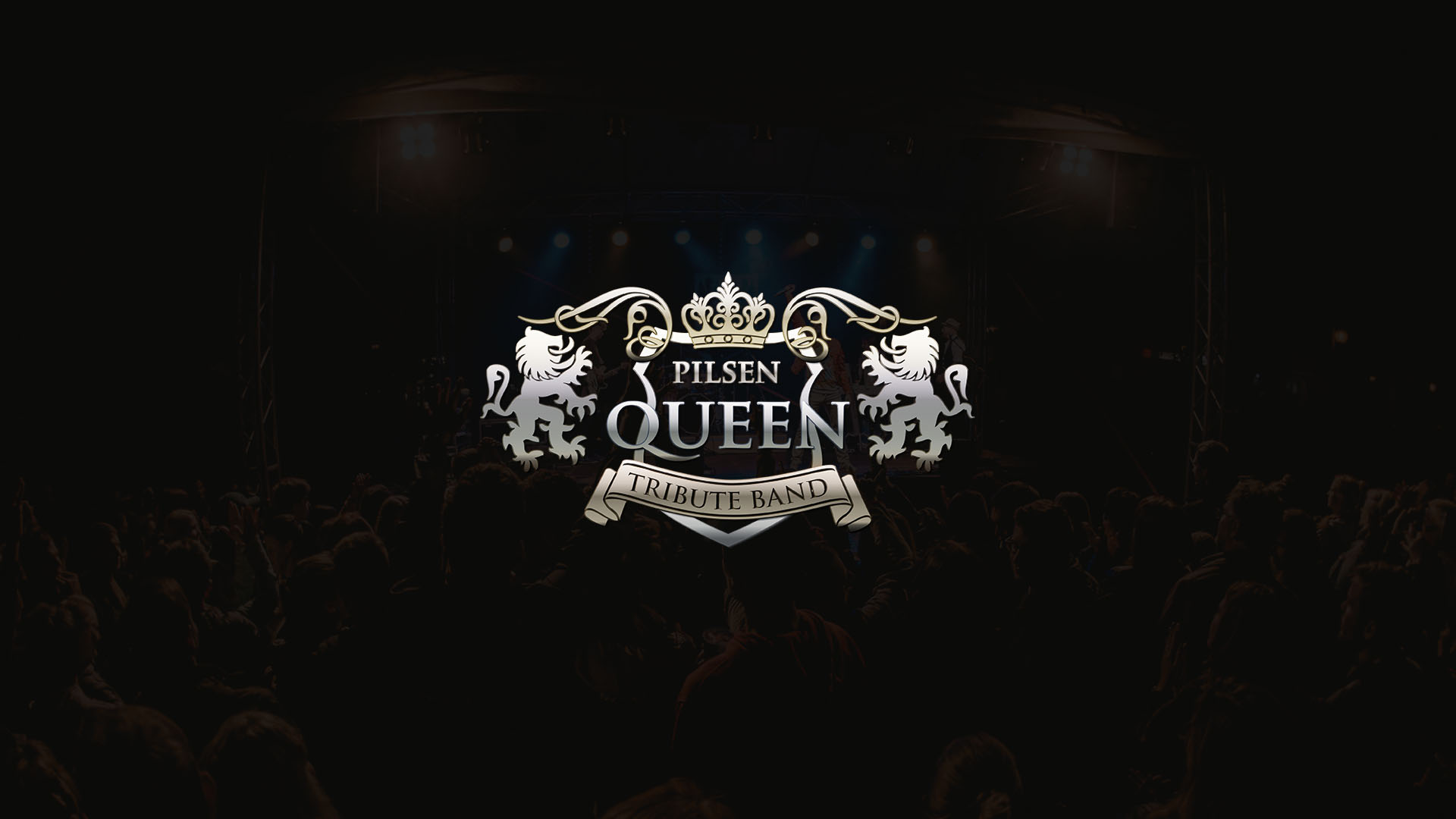 Queen Tribude Pilsen - logo